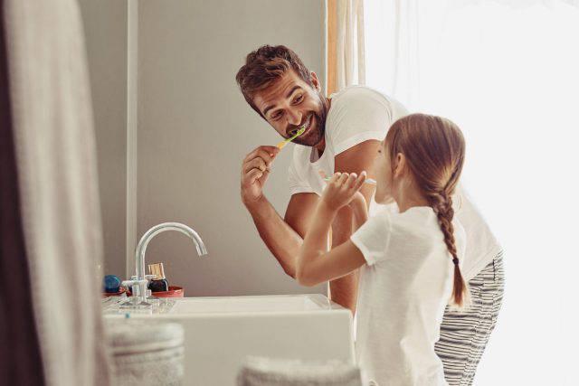 La salute orale spiegata ai bambini u studio dentistico a bologna